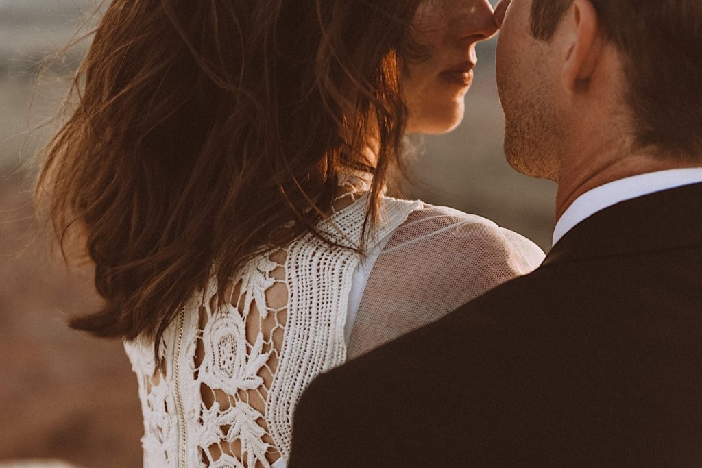 Elopement at Ghost Ranch in Abiquiu New Mexico | New Mexico Elopement | Elope in New Mexico | Elope at Ghost Ranch | Ghost Ranch elopement photographer | Ghost Ranch wedding | Ashley Joyce Photography 2020